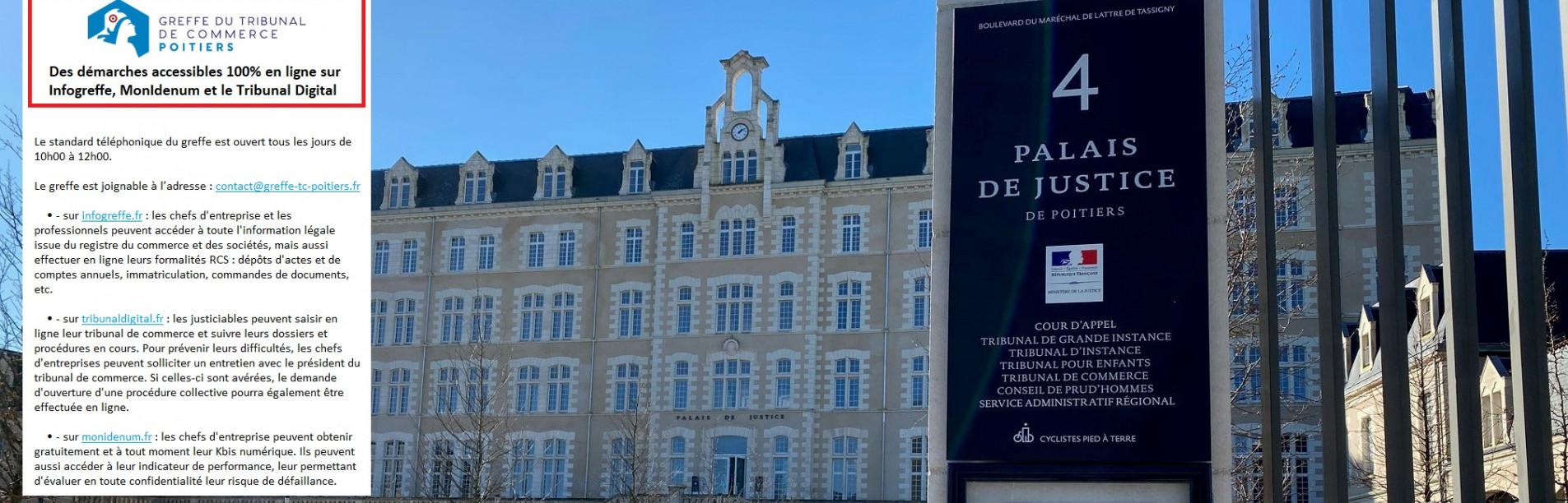 Greffe du Tribunal de Paris
